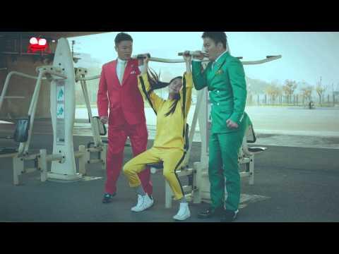 T-ARA  Little Apple MV