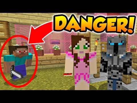 MURDER IN GAMINGWITHJEN'S HOUSE! (From PopularMMOS) IN MINECRAFT