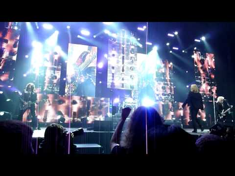 Def Leppard - Let's Get Rocked (Live - The O2, Dublin Ireland, June 2011) [HD]