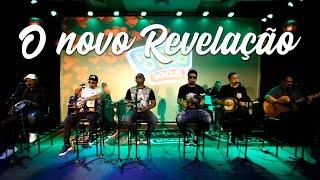 Grupo Revelação com Davi e Jhonatan Alexandre (1ª Apresentação Ao Vivo)
