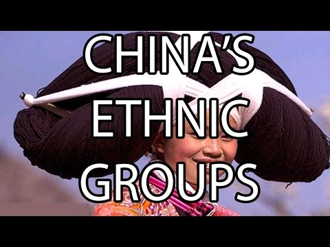 China's Ethnic Groups | Stuff That I Find Interesting