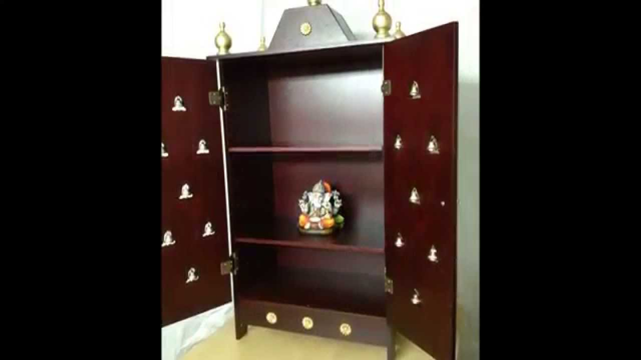 Pooja Mandir CatalogV2 - YouTube
