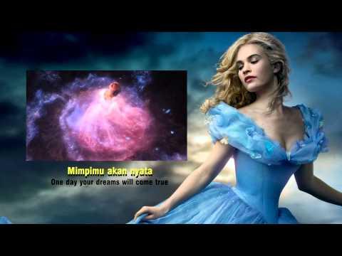 【Indonesian Cover】Cinderella OST - Mimpi Adalah Harapan Hati (ENG SUB)