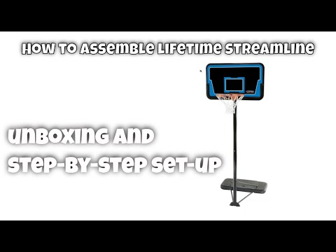 how-to-assemble-a-lifetime-portable-streamline-basketball-system