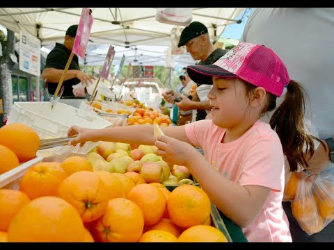 See The Turlock Farmers Market's Return To Main Street