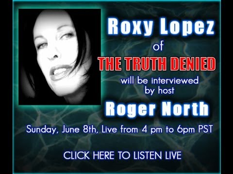 Roger North asks What is really going on? Interview with Roxy Lopez