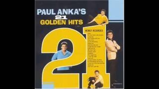 Paul Anka 21 Golden Hits Full Album