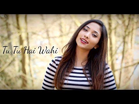 Tu Tu Hai Wahi - Cover | Yeh Vaada Raha | Female Version  by Suprabha KV