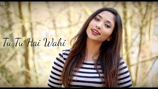 tu tu hai wahi cover yeh vaada raha female version by suprabha kv