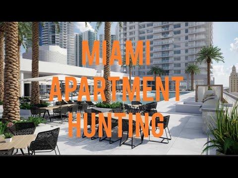 Tour Luxury MIAMI Apartments With Me