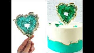 Жеода. Декор для торта