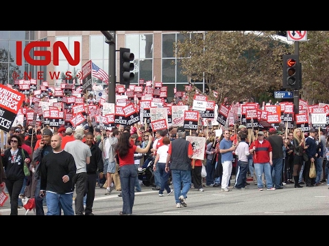 Writers Guild Strike Averted - IGN News