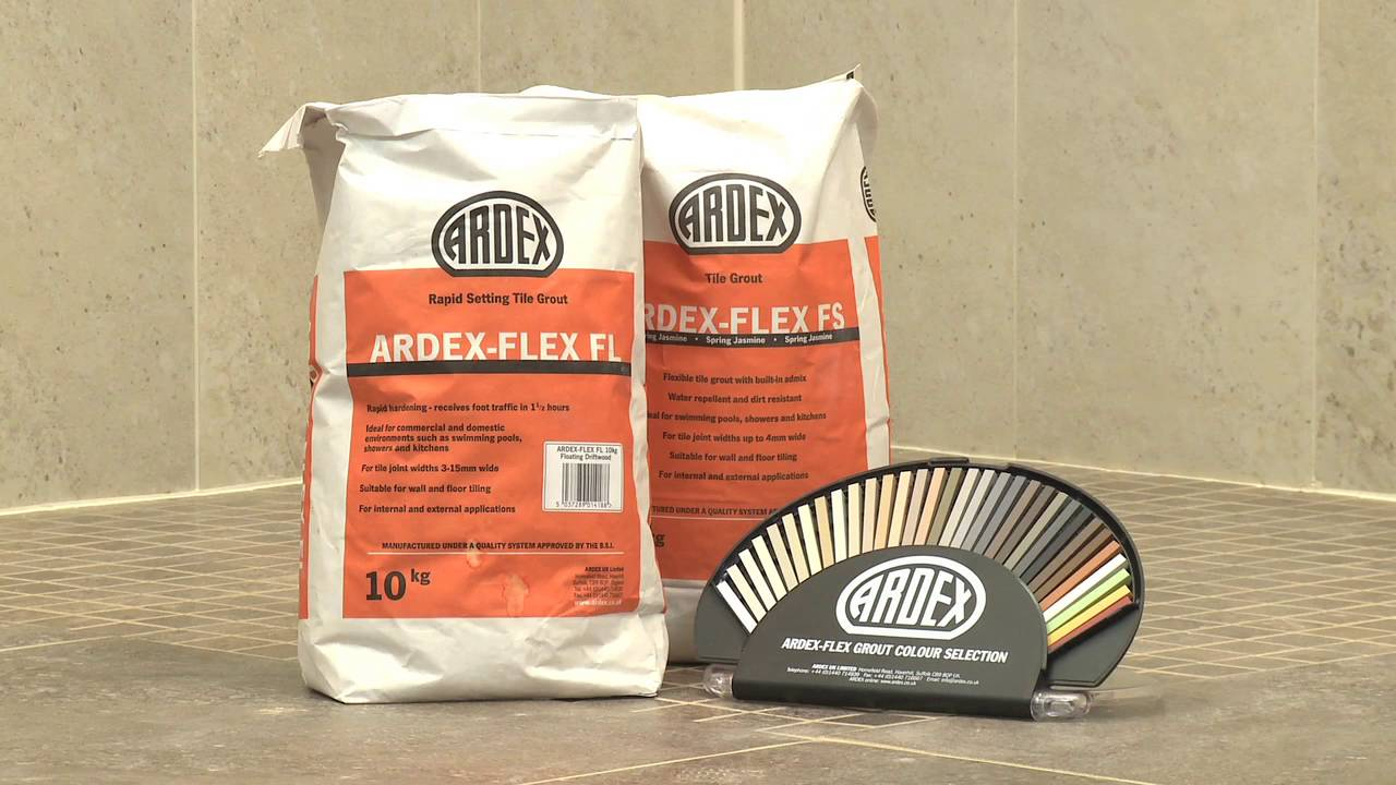 Ardex flex flexible tile grouts youtube ardex flex flexible tile grouts dailygadgetfo Gallery