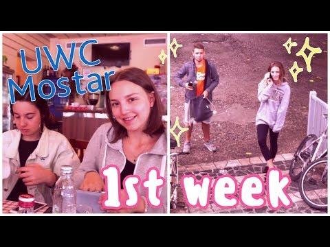 UWC Mostar #1 / ♥ Первая неделя в колледже ♥