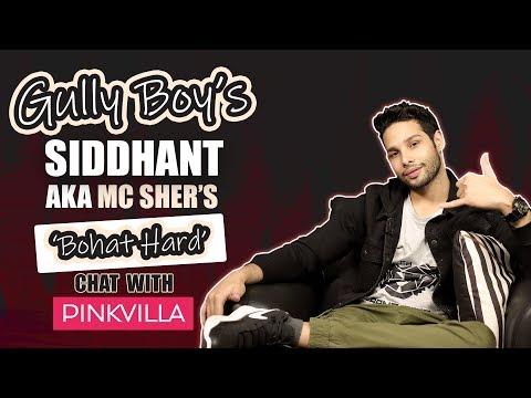 Gully Boy Success, Deepika Padukone, Katrina Kaif's Compliment & More: Chat With Siddhant Chaturvedi