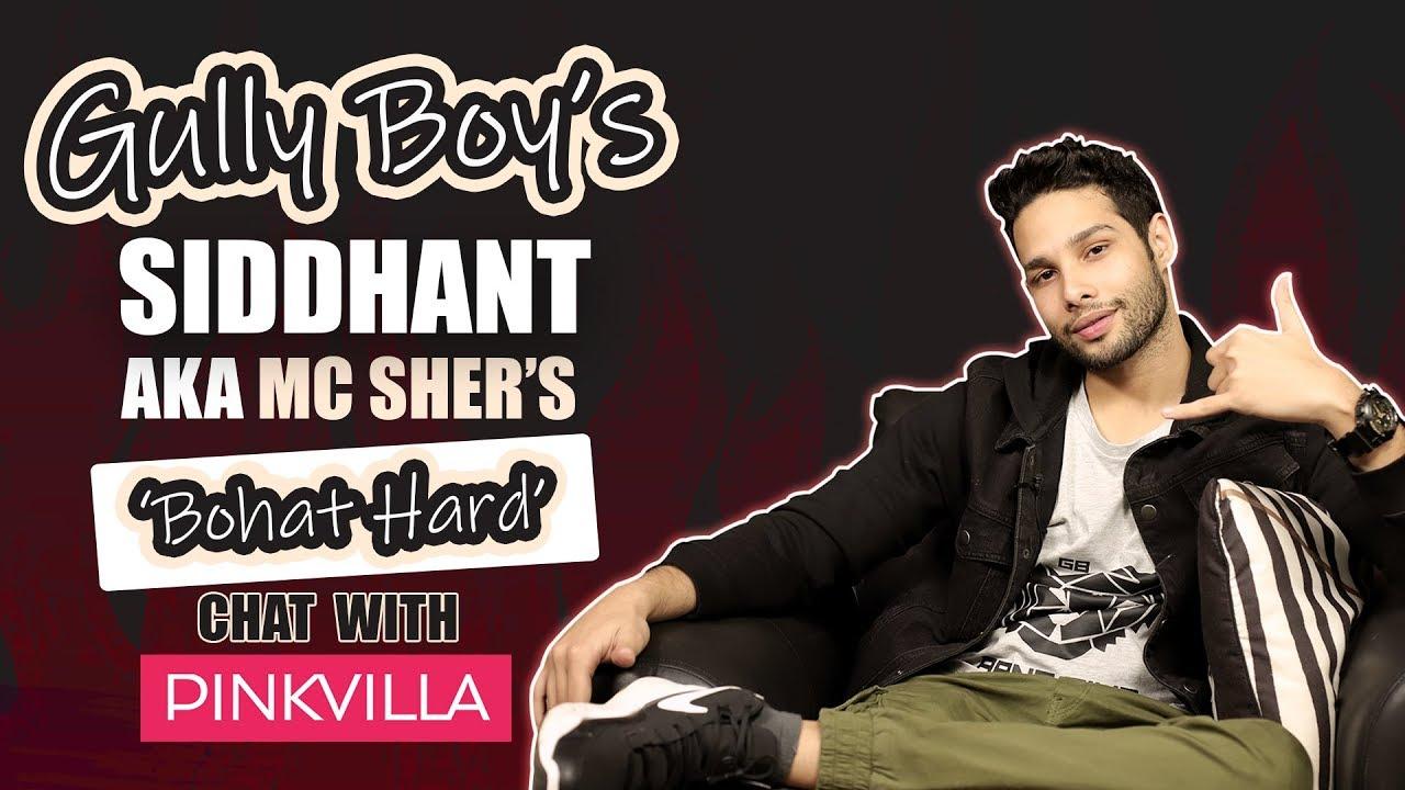 Gully Boy success, Deepika Padukone, Katrina Kaif's compliment & more: Chat with Siddhant C