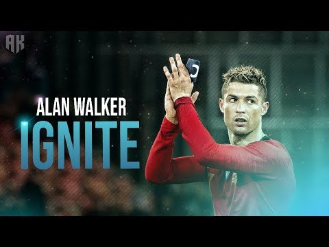 Cristiano Ronaldo - Ignite ft. Alan Walker & K-391