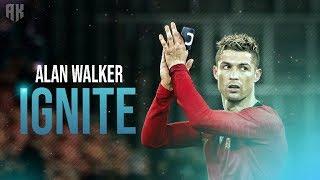 Download Cristiano Ronaldo - Ignite ft. Alan Walker & K-391 Mp3 and Videos