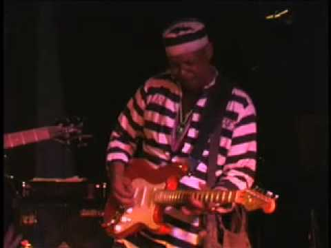 "Harold Beane performs ""Maggot Brain"""