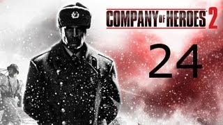 ➜ Company of Heroes - 2 Walkthrough - Part 24: Poznan Citadel 2/2  [General]