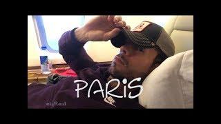 Enrique Iglesias on his way to PARIS