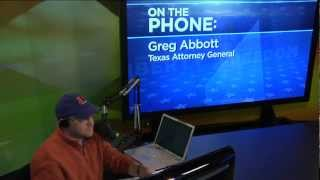 Texas Attorney General Greg Abbott Invites New York Gun Owners to Texas