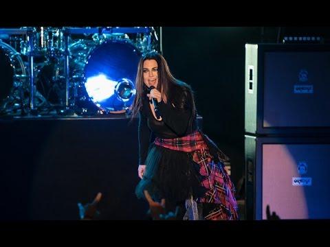 Evanescence - Call Me When You're Sober @ The Paramount, Huntington, NY - 23.11.2016