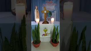 Hora Santa con Jesús, Agosto 6, Padre Alonso