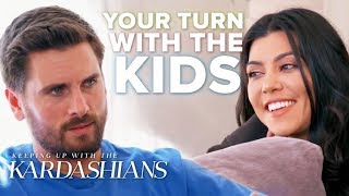 Download Kourtney Kardashian & Scott Disick's Best Co-Parenting Moments | KUWTK | E! Mp3 and Videos