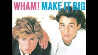 Wham! / George Michael - Everithing She Wants (original vinyl version) with LYRICS