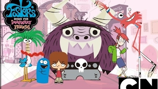 Foster's Home For Imaginary Friends - Wonderful Funderful Collection