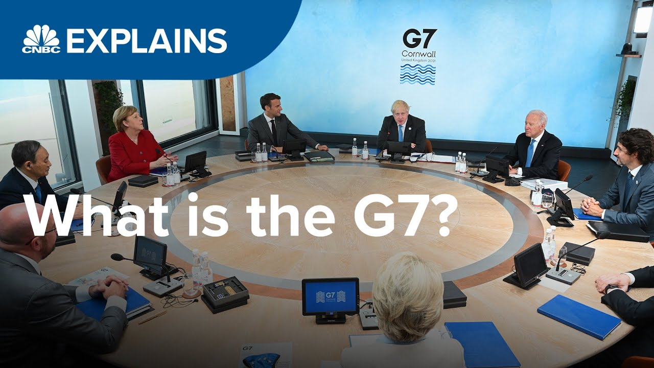 What is the G7? | CNBC Explains