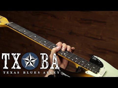 Heavy Swing Blues Rhythms - Vol. 1 - Lesson 1
