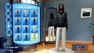 The sims 3 - Jogando no PS3 | MYH ADAMI