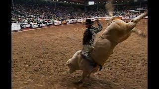 Owen Washburn rides Promise Land for 95.5 Points | 2000 Albuquerque
