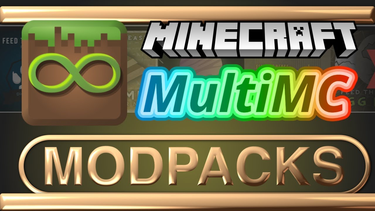 Install CurseForge ModPacks in MultiMC - No Twitch Launcher Needed for  Minecraft