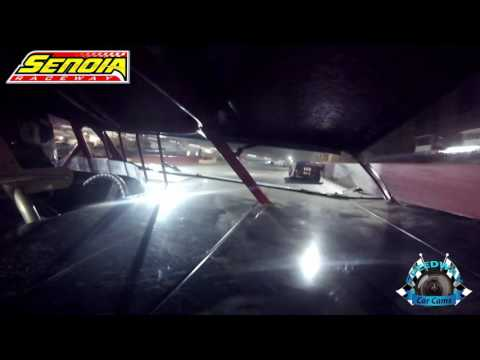 #39 Bobby Arnold - B-Cadet - 11-12-16 - Senoia Raceway - In-Car Camera