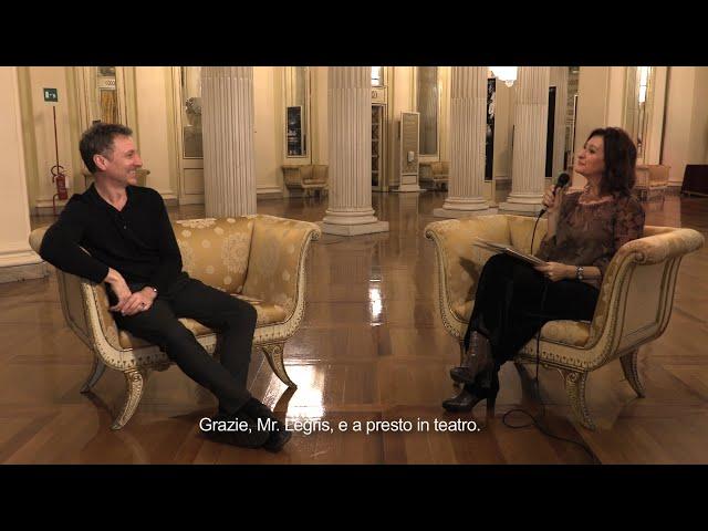 videotalk con Manuel Legris