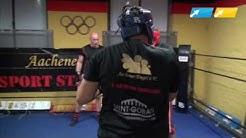 Aachener Engel: Sport statt Gewalt