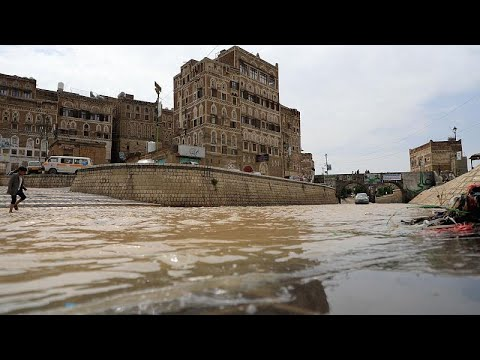 فيديو: وفاة 172 شخصا في أنحاء اليمن بسبب الأمطار والسيول  - نشر قبل 2 ساعة