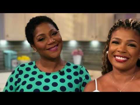 Trina Braxton Is The New Co-host Of Sister Circle Live On TV One