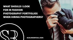 What Should I Look for in Fashion Photography Portfolios When Hiring Photographers?