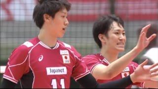 石川祐希+柳田将洋Japan vs Venezuela Olympic Qualifier Every point by Masahiro Yanagida and Yūki Ishikawa