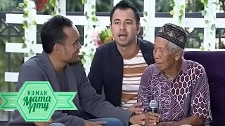 Cak Budi, Raffi Ahmad, Gigi Membantu Kakek Tukang Sol Sepatu  - Rumah Mama Amy 17/1