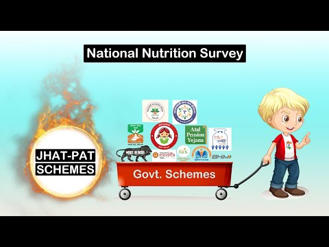 4. National Nutrition Survey | Notes of Insights, Raus, Shan
