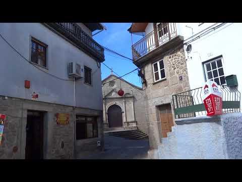 Ruas de Alcongosta - concelho do Fundão