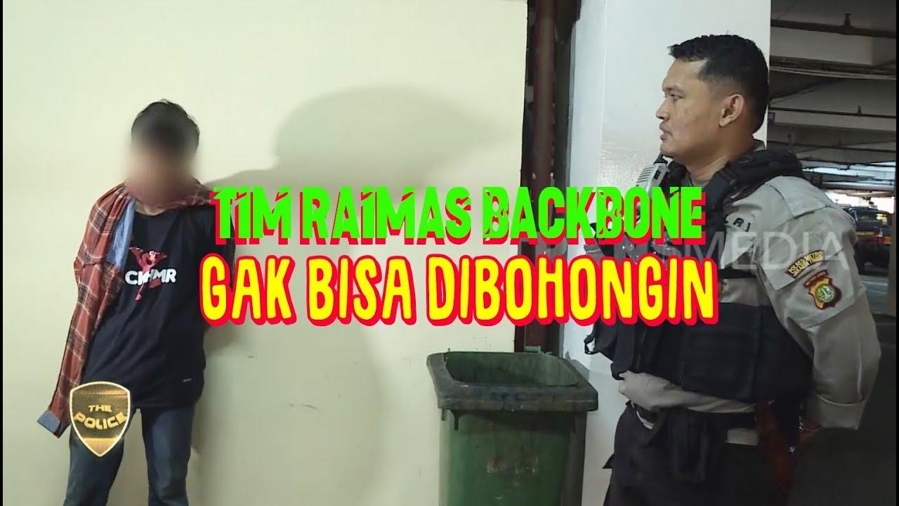 Tim Raimas Backbone Ringkus Pelaku Tawuran | THE POLICE (21/01/20) Part 1