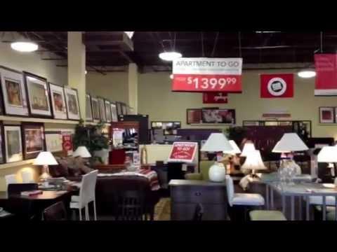 ALEXANDRIA Clearance Center (CORT Furniture)