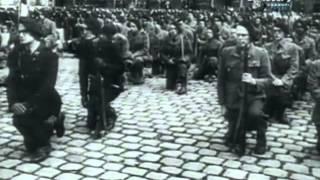 ГЛАДИАТОРЫ ВТОРОЙ МИРОВОЙВОЙСКА СС 2001 США ТРЕТИЙ РЕЙХ ДОКУМЕНТАЛЬНЫЙ ВОЕННЫЙ