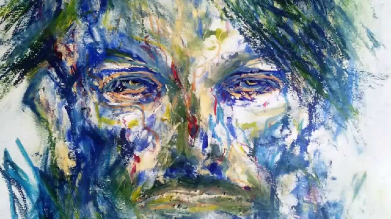 neo abstract expressionism - YouTube